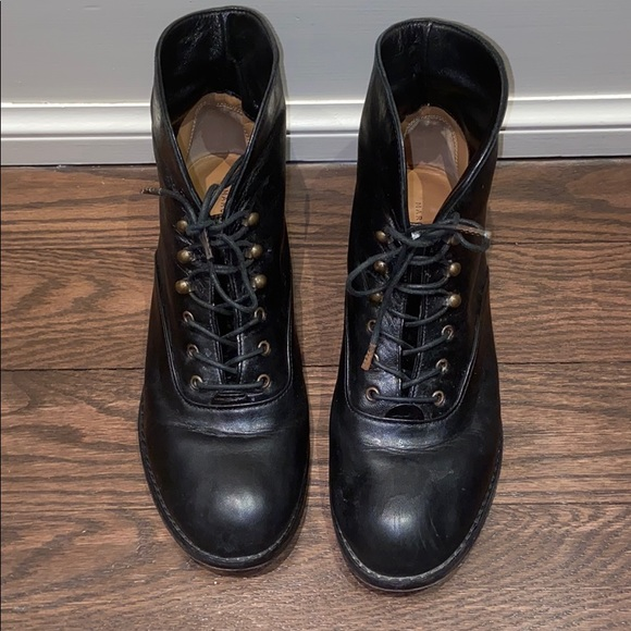 Marc By Marc Jacobs black boots size 37